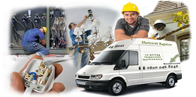 Macclesfield electricians